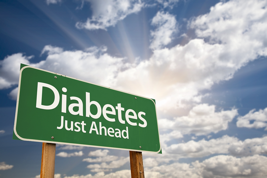 bigstock-Diabetes-Just-Ahead-Green-Road-29966219