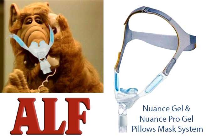 gordon-shumway-alf-nuance-gel-pro-cpap-mask