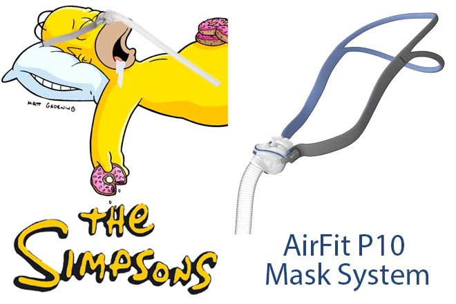 homer-the-simpsons-AirFit-P10-CPAP-Mask