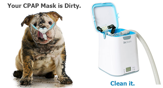 how to properly clean your cpap machine