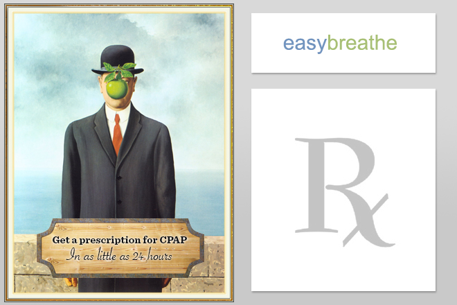 CPAP-Prescription-Online-Son-of-Man-Magritte