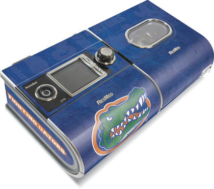 Florida_Gators_CPAP_Skin