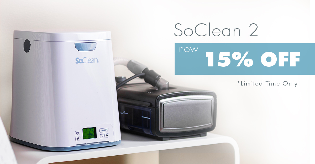 Save 44 On The Soclean 2 The 1 Cpap Sanitizer Easy